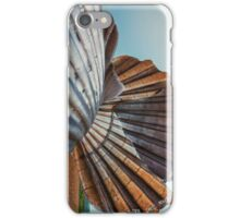 The Scallop, Aldeburgh from the other side iPhone Case/Skin