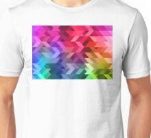 3d Retro Unisex T-Shirt
