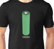 18650 Battery Unisex T-Shirt