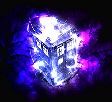 TARDIS! by missblues