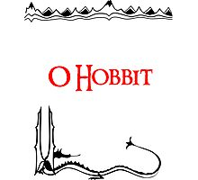The Hobbit - Smaug 2 Photographic Print