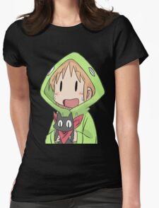 nichijou Womens Fitted T-Shirt
