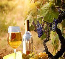 Vineyard Luncheon by TeresaLSmith