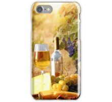 Vineyard Luncheon iPhone Case/Skin