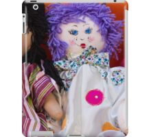 handmade doll iPad Case/Skin