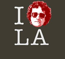Randy Newman - I Love LA (Light on Dark) Womens Fitted T-Shirt