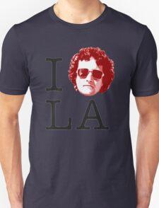 Randy Newman - I Love LA (Dark/Red on Light) Unisex T-Shirt