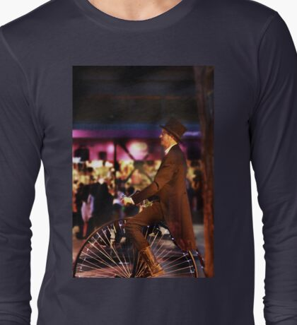 16th Street Surrealism  Long Sleeve T-Shirt