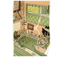 Bath Poster