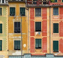 All About Italy. Piece 3 - Portofino Colors by Igor Shrayer