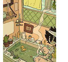 Bath by oculus-feline