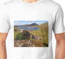 Knockan Crag View Unisex T-Shirt