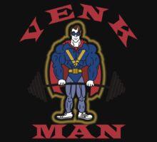GB - Venk-Man Gym Shirt Kids Clothes