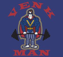 GB - Venk-Man Gym Shirt by btnkdrms