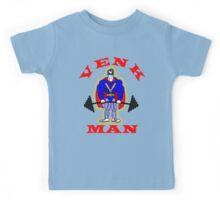 GB - Venk-Man Gym Shirt Kids Tee
