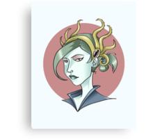 Priestess of Dagon Canvas Print