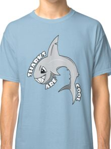 Sharks are Cool Classic T-Shirt
