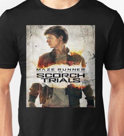 The Scorch Trials - Newt Unisex T-Shirt