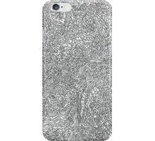 Hidden Tree Man iPhone Case/Skin