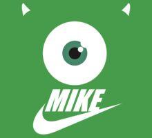Mike Wazowski by MaverickDesigns