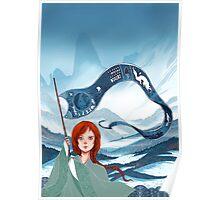 Banner Saga Poster