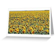 Miles of smiles. Greeting Card