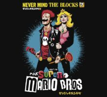 The Sid & Nancy Nintendo Lost Levels Kids Clothes