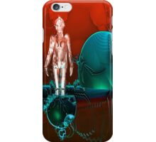 Cyborg factory iPhone Case/Skin