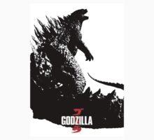 Godzilla (2014) by MaxFischer98