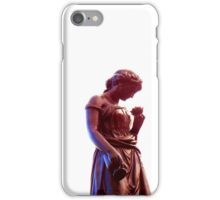 Glasgow Green Statue iPhone Case/Skin