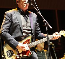 Elvis Costello - Deni Blues & Roots 2014 by SnaphappyEm