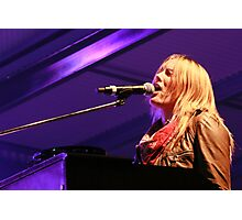 Grace Potter and the Nocturnals - Deni Blues & Roots 2014 Photographic Print
