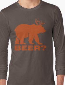 Beer ? Long Sleeve T-Shirt