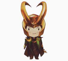 Loki by derlaine