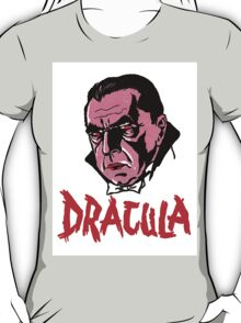 DRACULA - Vintage 1960's Style! T-Shirt