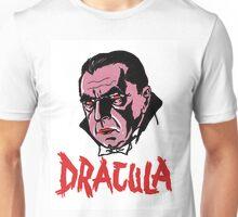 DRACULA - Vintage 1960's Style! Unisex T-Shirt