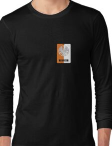 Shield Lanyard Long Sleeve T-Shirt