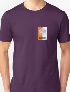 Shield Lanyard Unisex T-Shirt