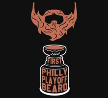 First PHILLY Playoff Beard Kids Tee