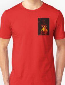 FIRE BUDDHA Unisex T-Shirt