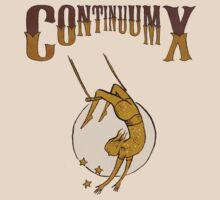 Continuum x - Acrobat by Continuum Conventions