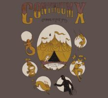 Continuum X - Poster by Continuum Conventions