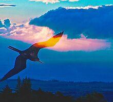IN FLIGHT by Mele Willow