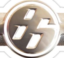 FR-S Pistons GT 86 SILVER Sticker