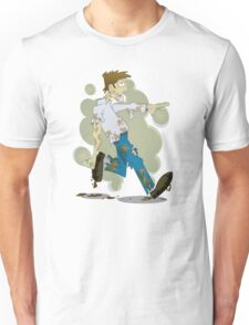 The Strolling Deceased Unisex T-Shirt