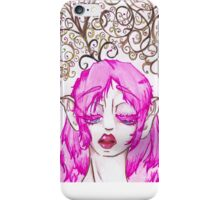 Elf thoughts iPhone Case/Skin