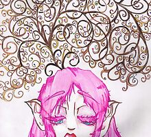 Elf thoughts by Pijnk