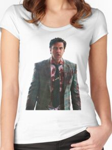 Bloody Chilton Women's Fitted Scoop T-Shirt