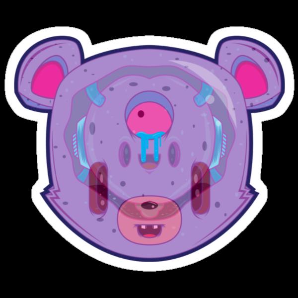Bear Brain by swiftyspade