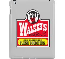 Walkers - Old Fashioned Flesh Chompers iPad Case/Skin